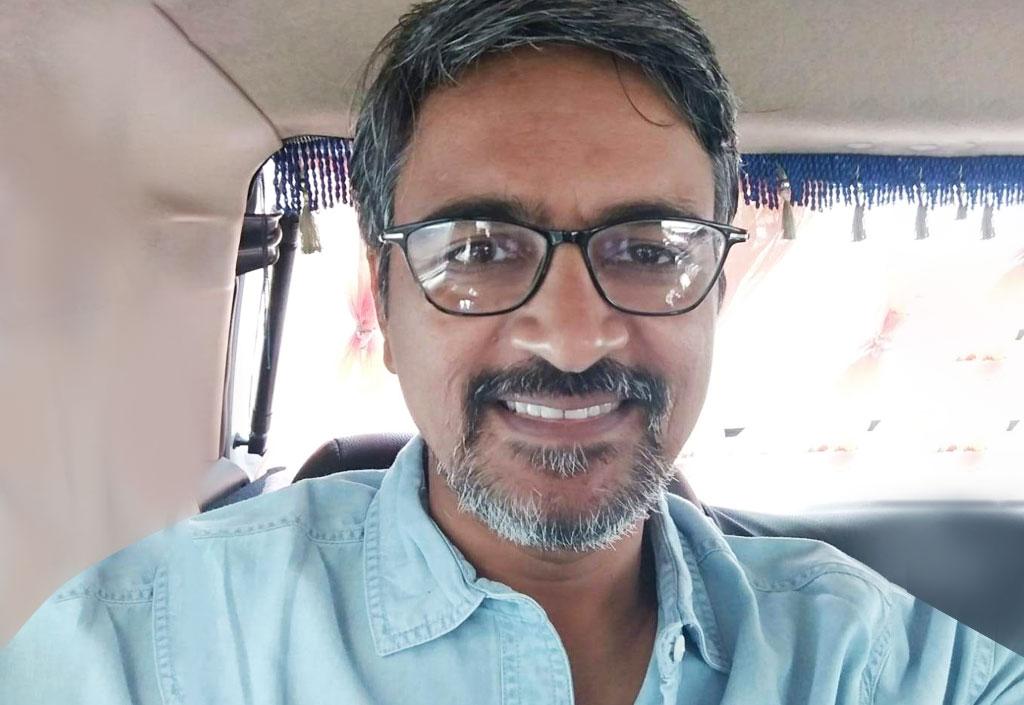 Amudhan R P